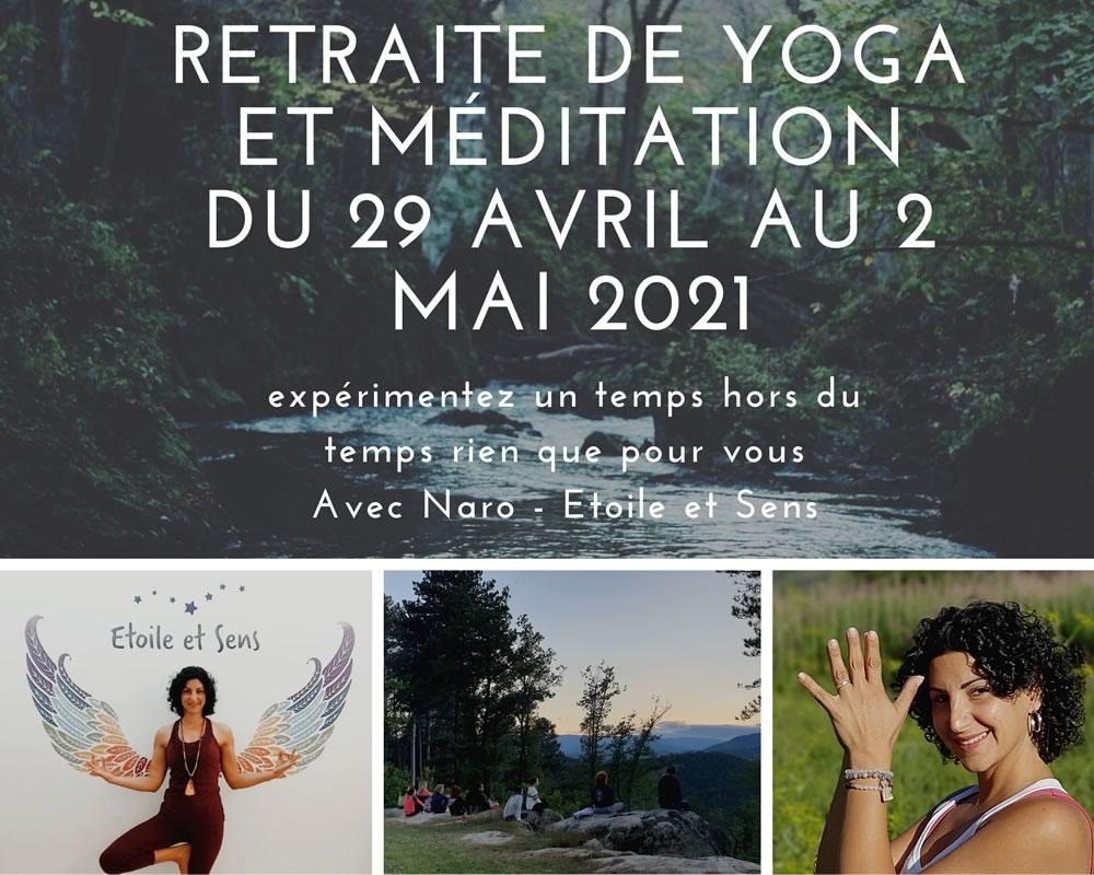 Retraite yoga meditation 2021